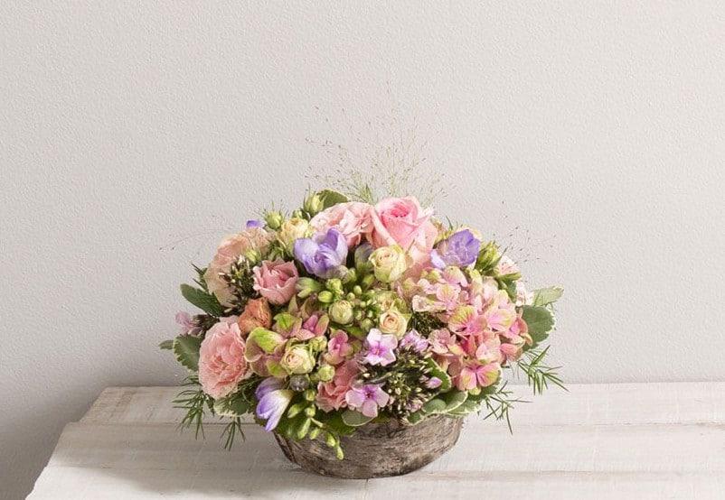 Tendance pastel nos id es de fleurs et bouquets for Bouquet de fleurs livraison