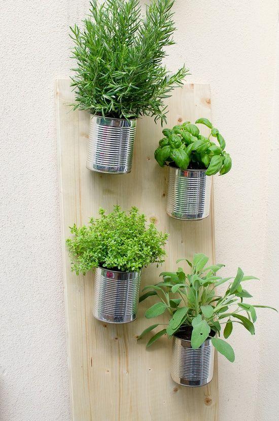 Un jardin suspendu pour un appartement fleuri